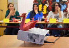 Chceš okusit našejazykové kurzynebo se stát součástí vzdělávacích projektů?