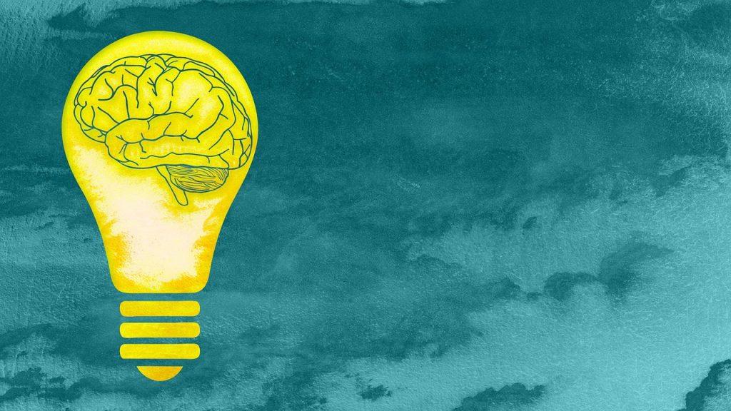 Brain Mind Psychology Light Bulb - chenspec / Pixabay