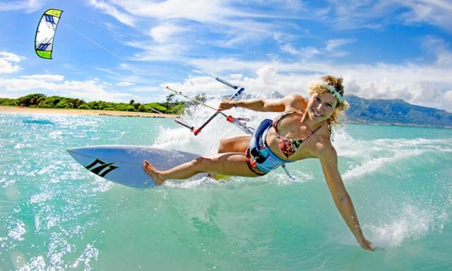Kiteboarding – moderní vodní sport
