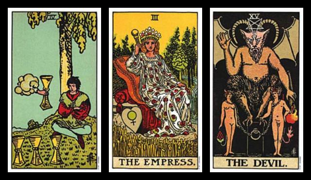Co pozitivního vám mohou dát andělské a tarotové karty?