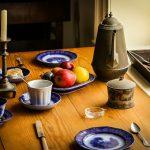 Kouzlo rustikální kuchyně