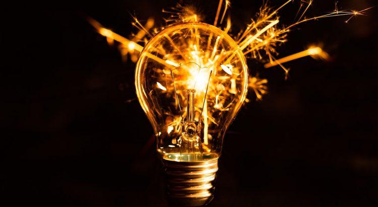 Light Bulb Lamp Light Current