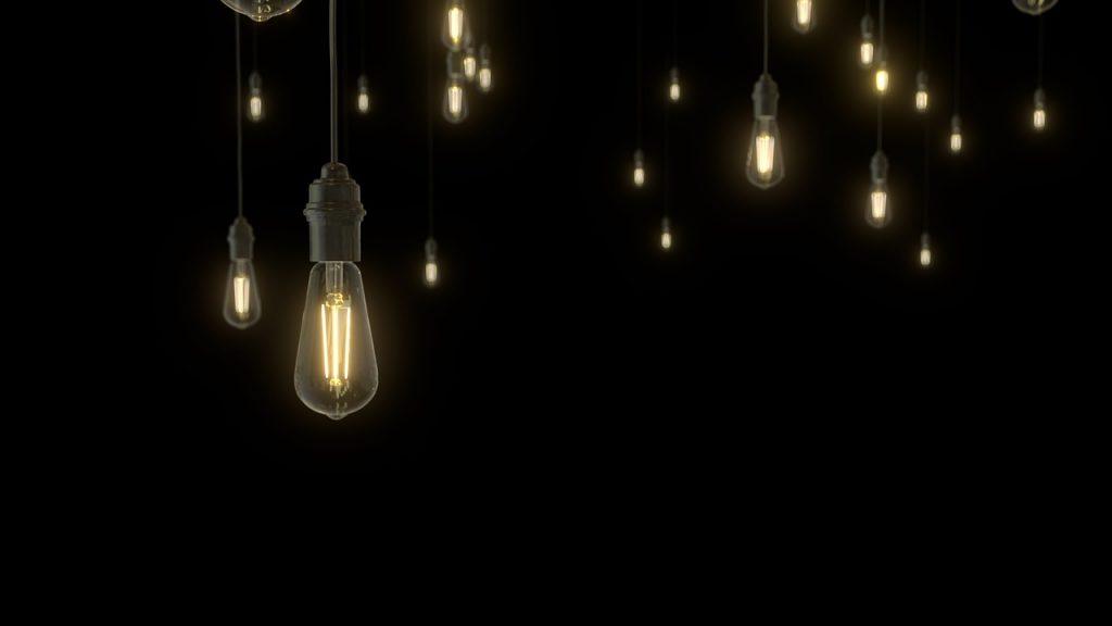 Light Bulbs Decoration Energy Idea  - motionstock / Pixabay