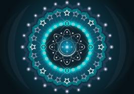 Mandala Art Abstract Geometric  - DG-RA / Pixabay