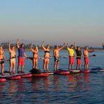 Představujeme SUP – paddleboarding