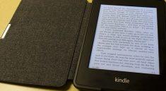 Nákup Amazon Kindle 3 z USA podruhé