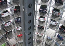 Auta značky Dacia