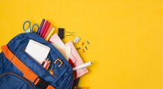 School Supplies Stationery Backpack  - vimbroisi / Pixabay