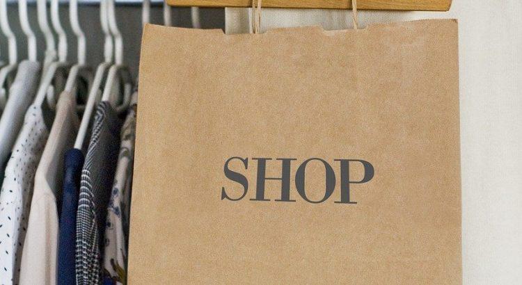 Shopping Fashion Bag Wardrobe