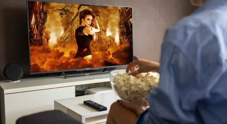 Tv Popcorn Film Streaming Watch Tv  - FrankundFrei / Pixabay