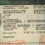 Pracovní povolení pro Ukrajince
