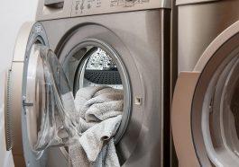 Washing Machine Laundry Tumble Drier  - stevepb / Pixabay